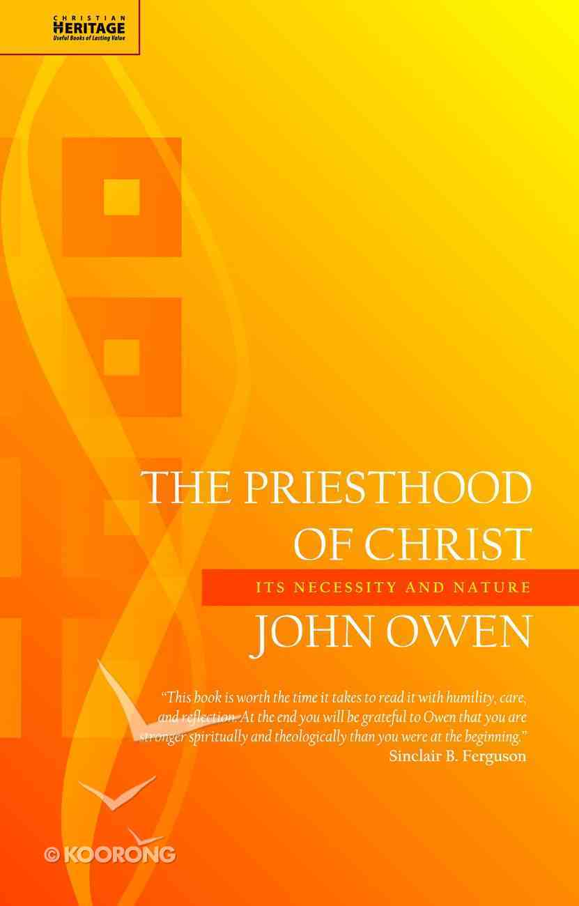 The Priesthood of Christ Paperback
