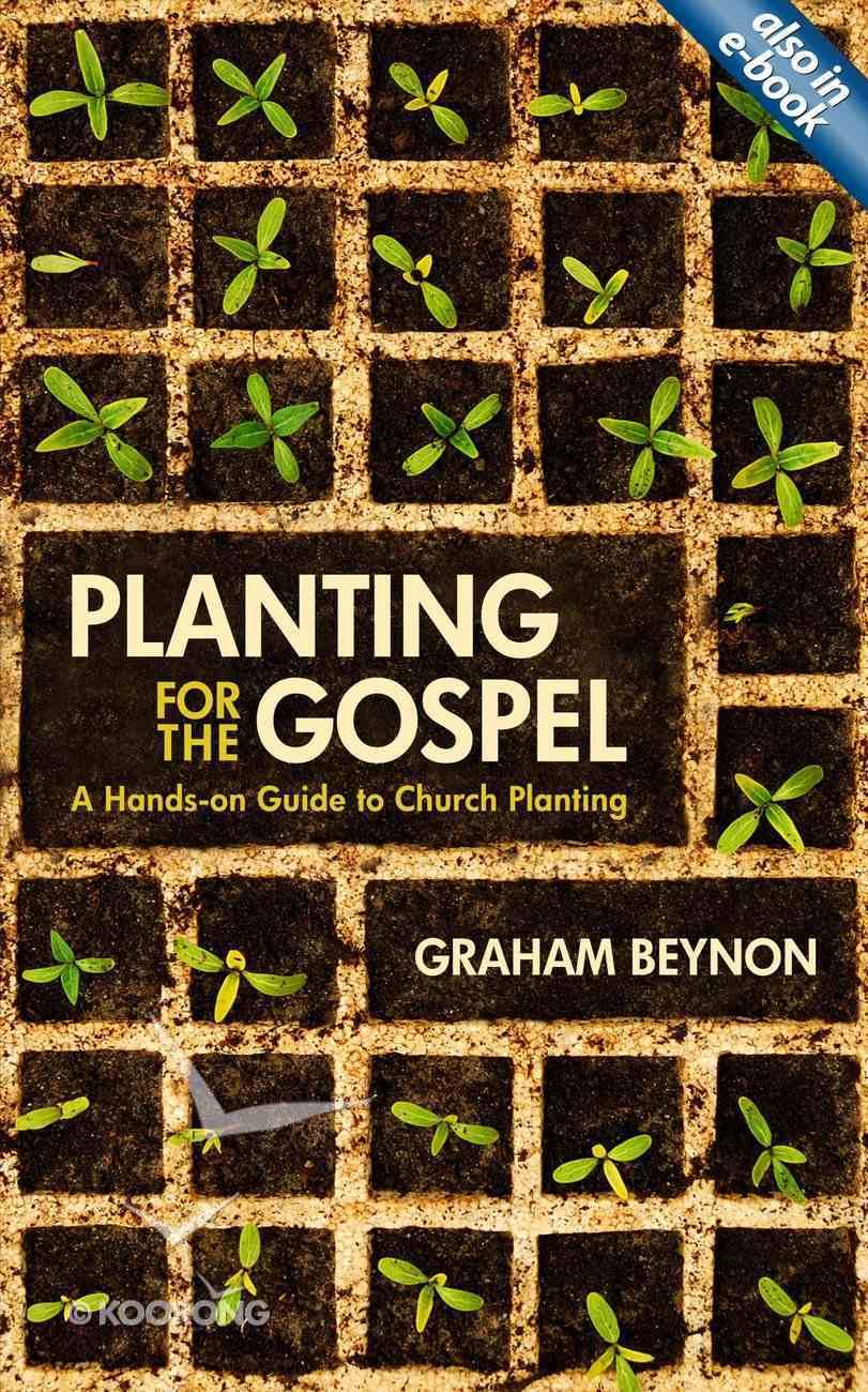 Planting For the Gospel Paperback