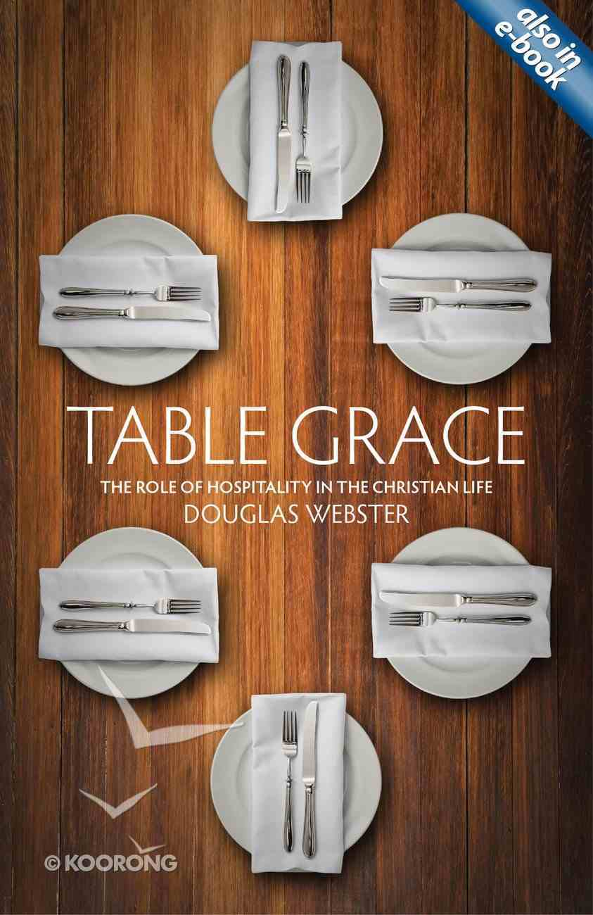 Table Grace Paperback