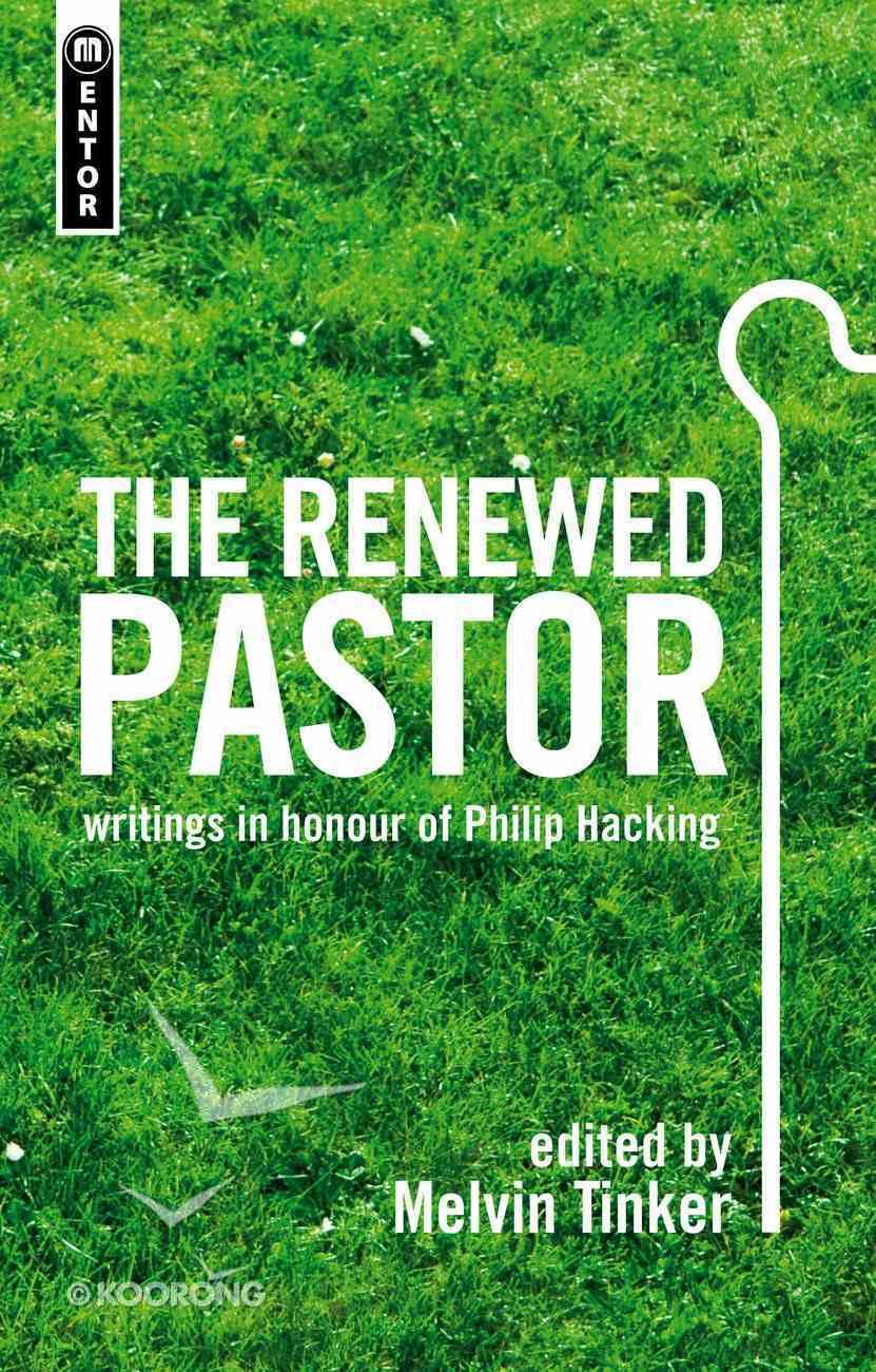 Renewed Pastor PB Large Format
