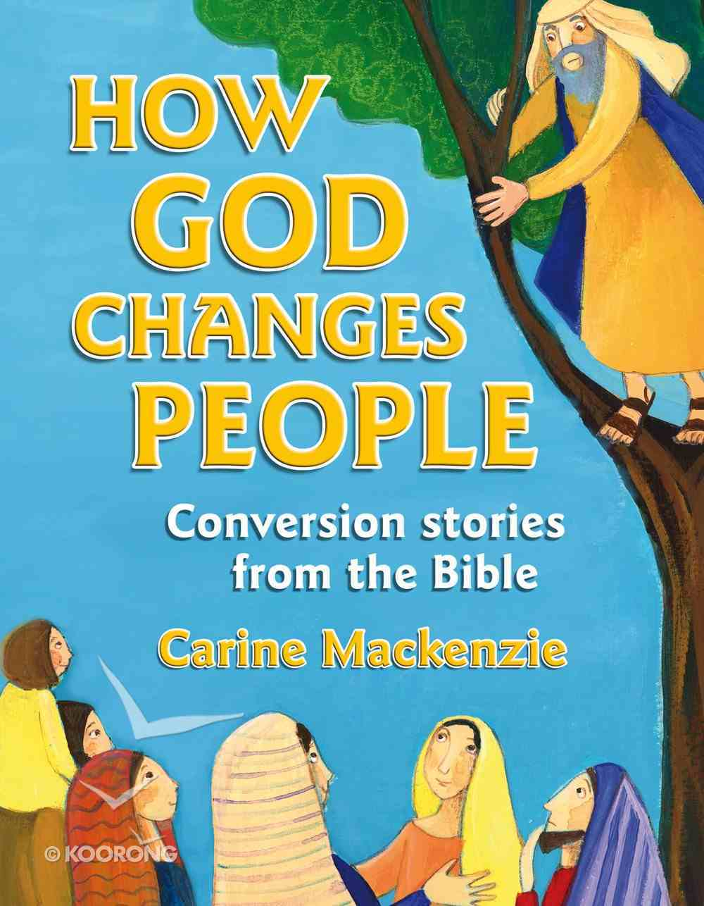 How God Changes People Paperback