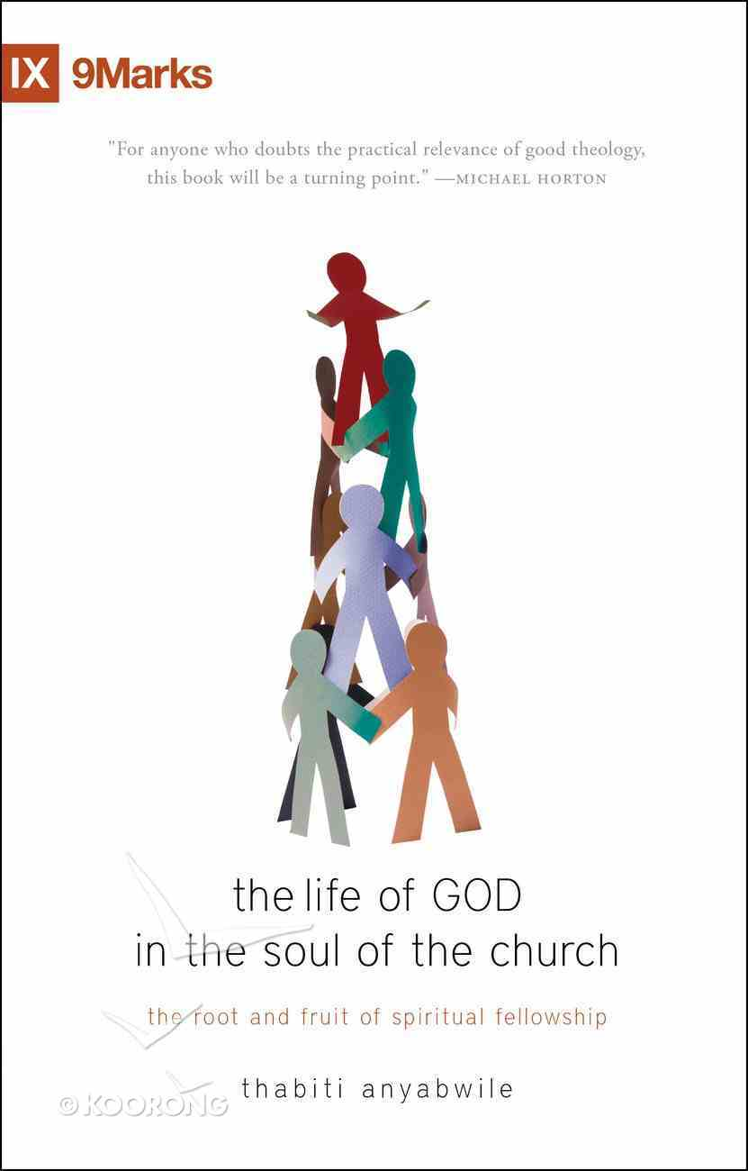 Life of God in the Soul of the Church PB Large Format