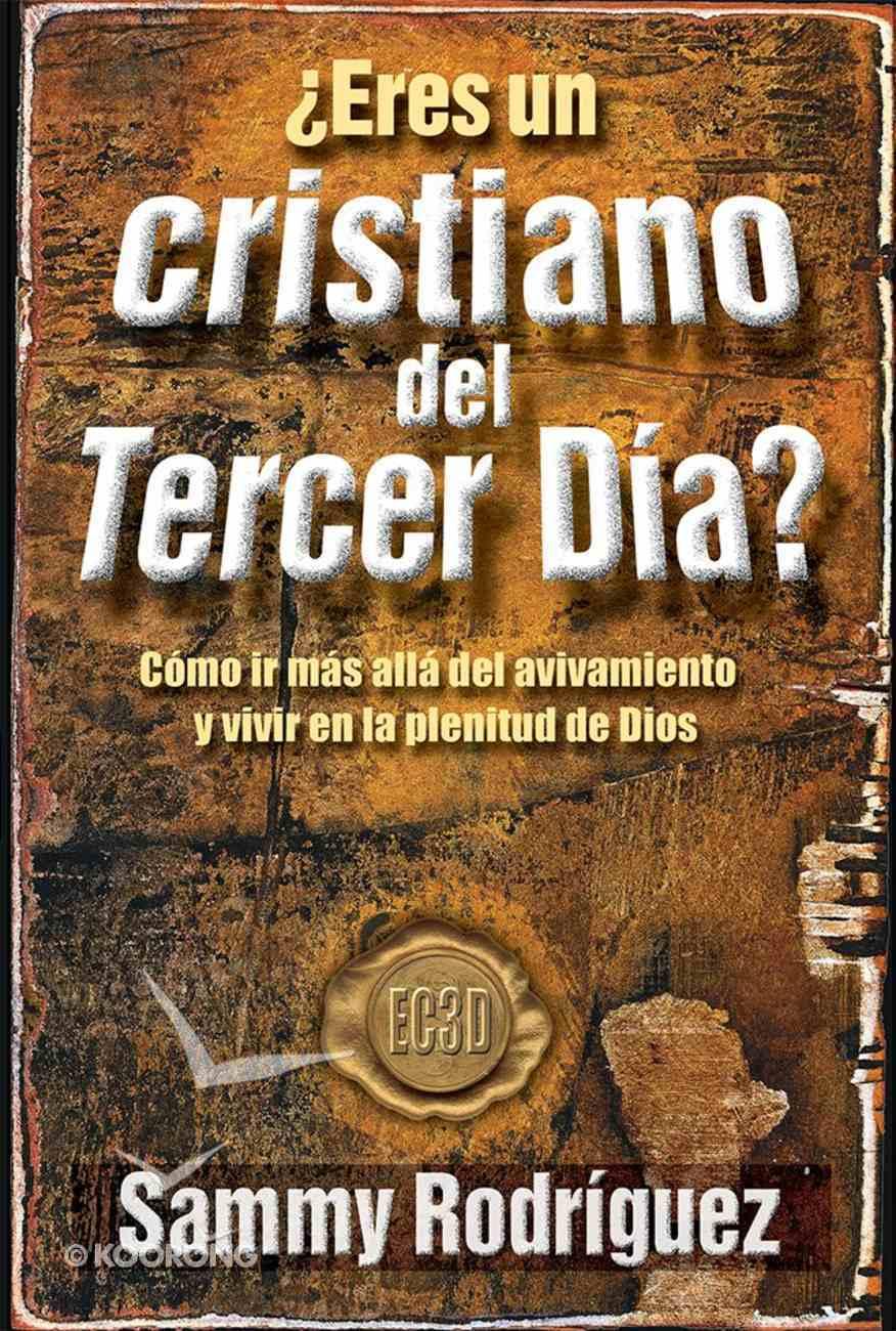 Eres Un Cristiano Del Tercer Dia? (Are You A Third Day Christian?) Paperback