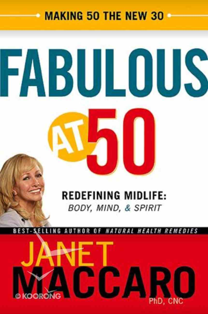 Fabulous At 50 Hardback