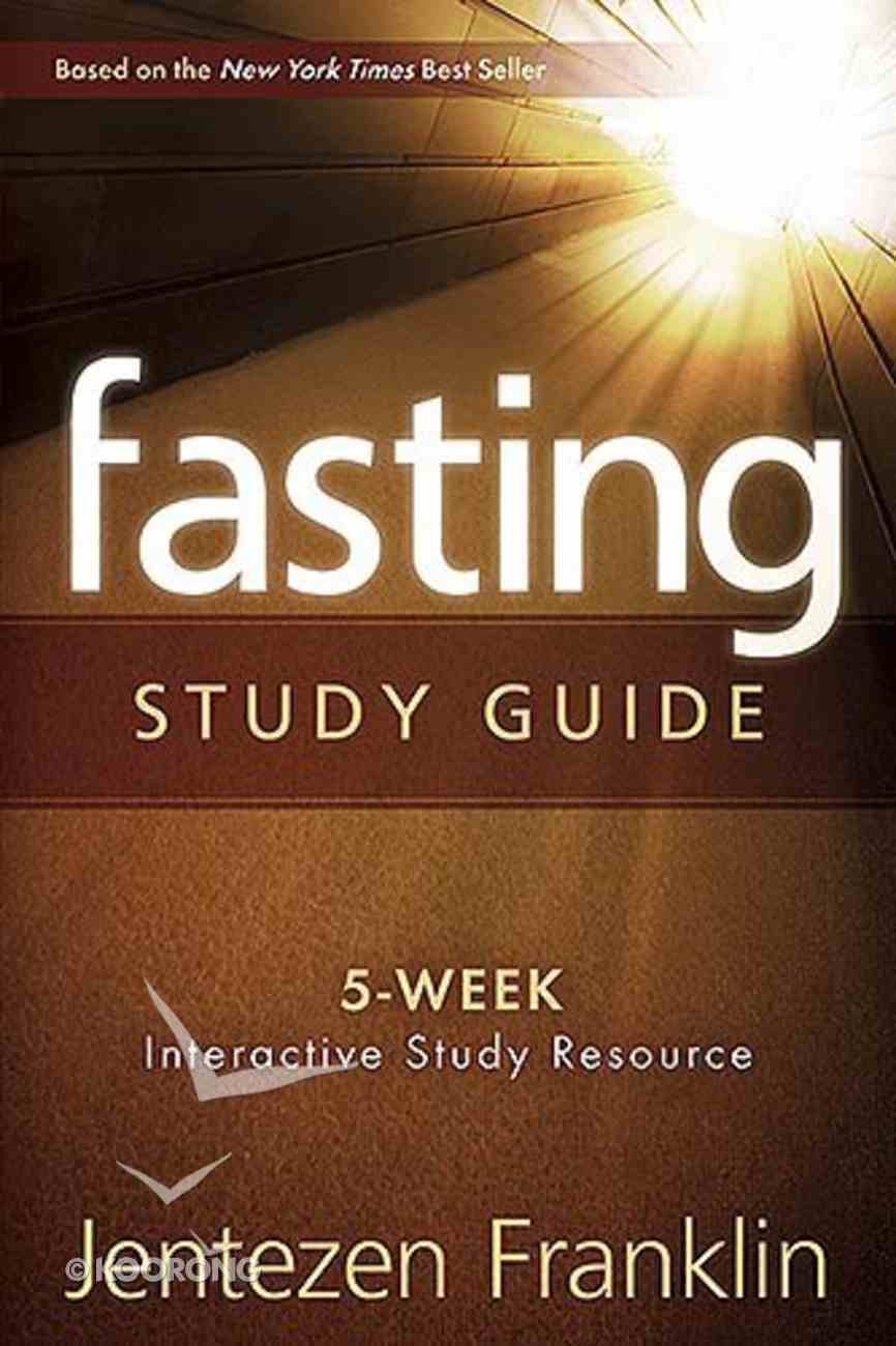 Fasting (Study Guide) Paperback