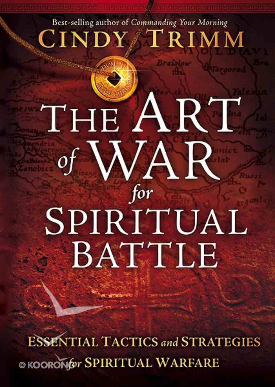The Art of War For Spiritual Battle Hardback