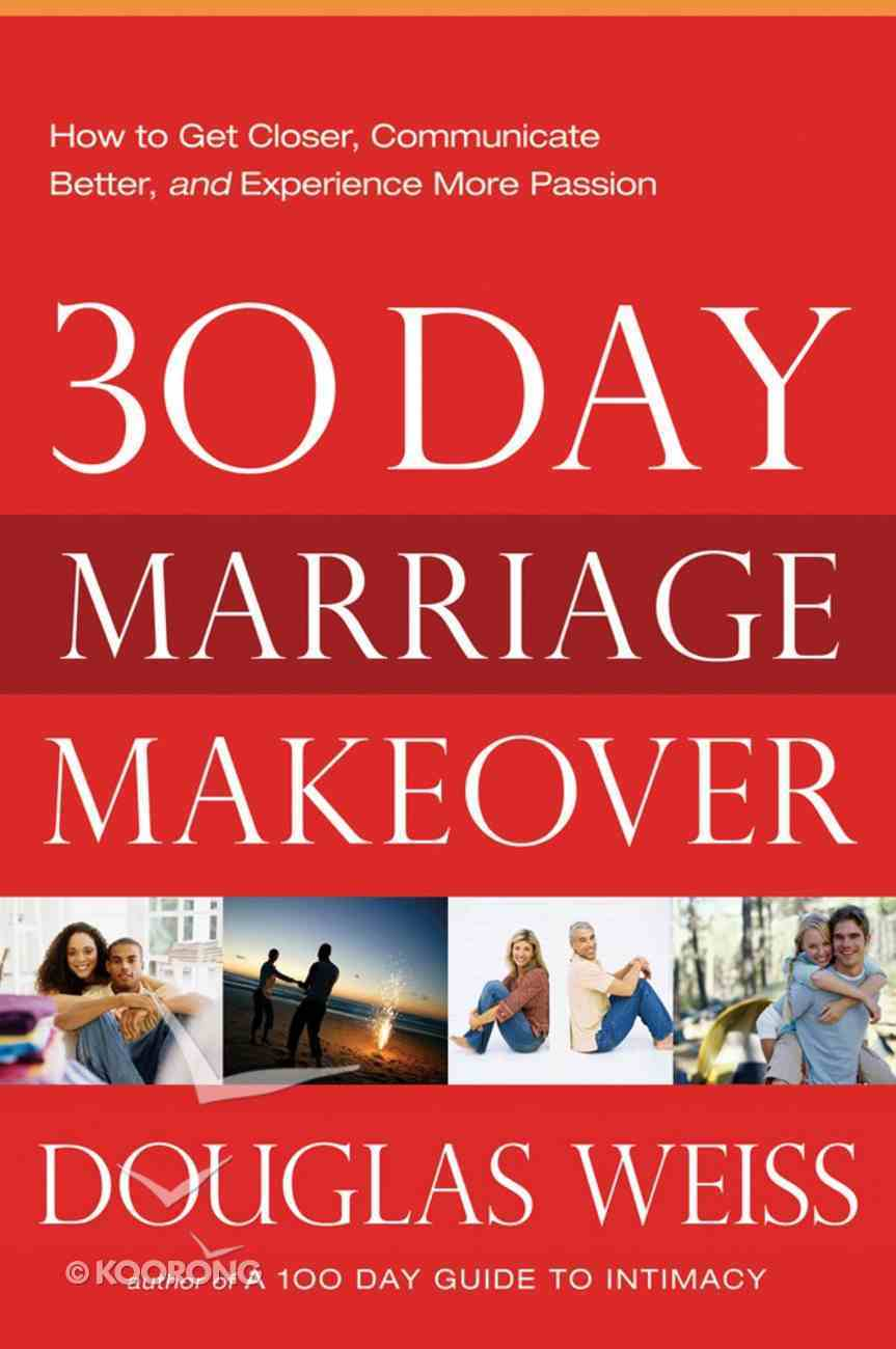 30 Day Marriage Makeover Paperback