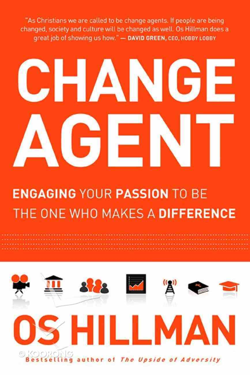 Change Agent Paperback