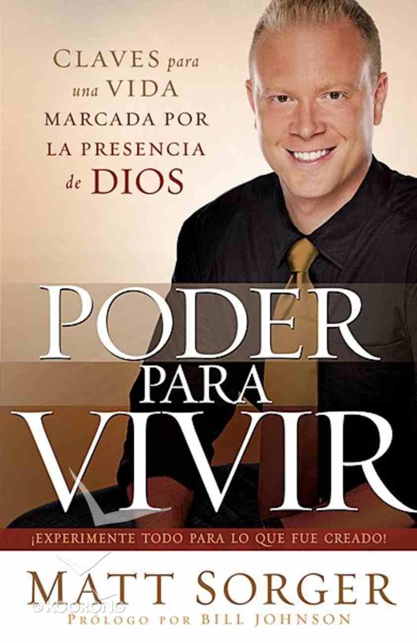 Poder Para Vivir (Power For Life) Paperback
