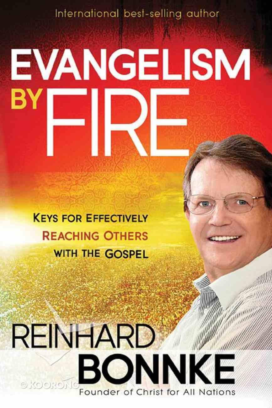 Evangelism By Fire Paperback