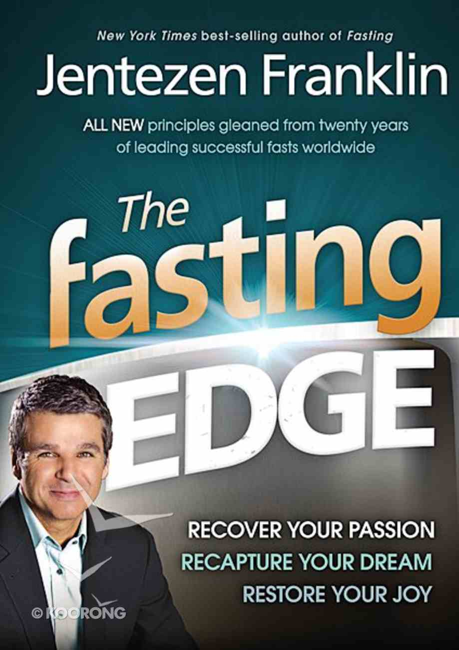 Fasting to Regain Your Edge Hardback