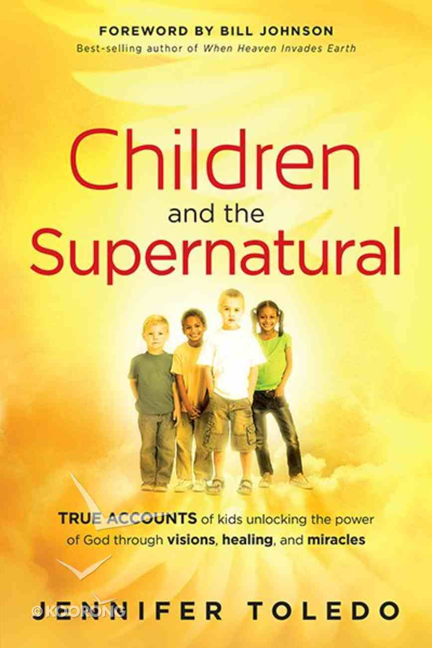 Children and the Supernatural Paperback
