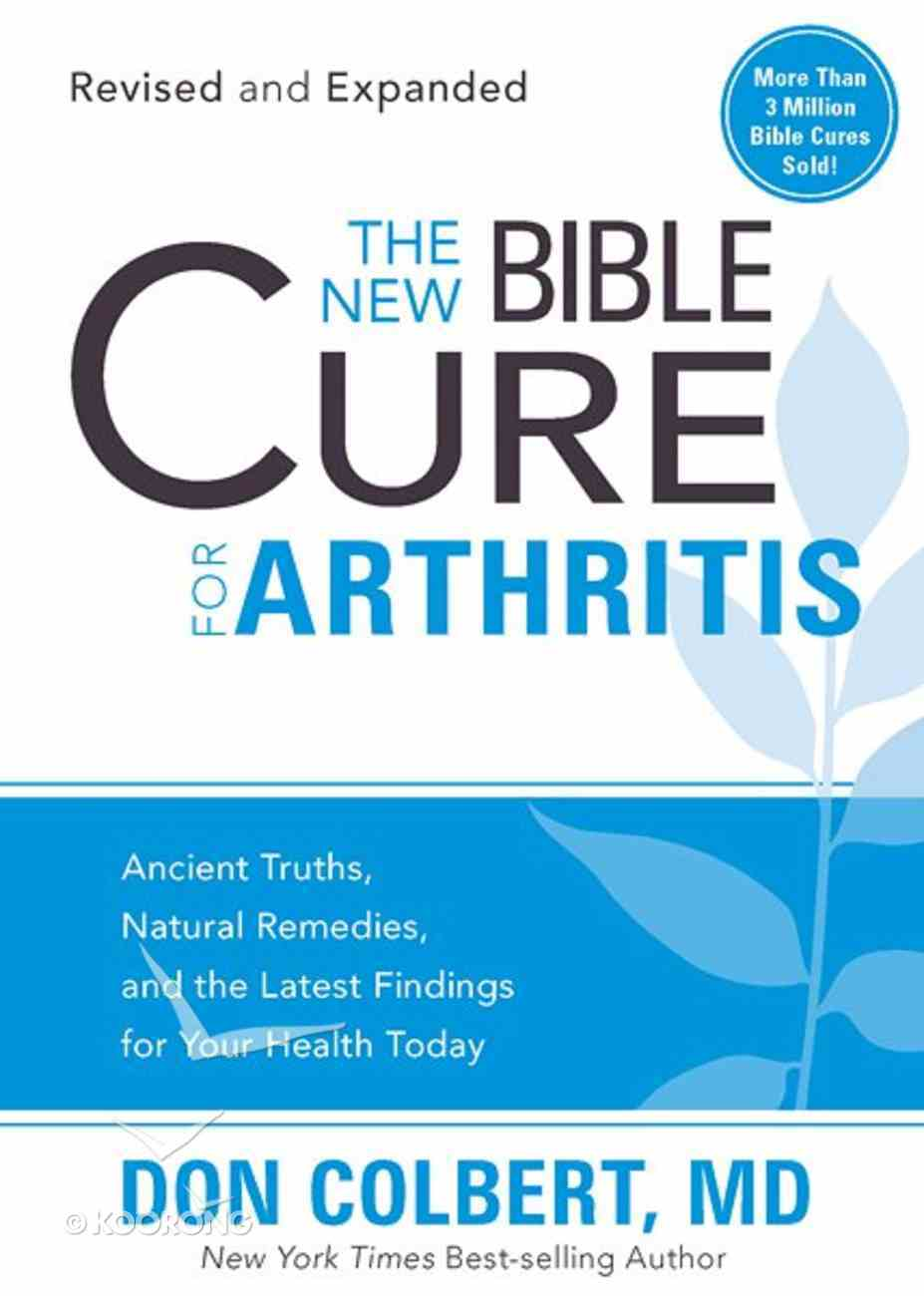 The New Bible Cure For High Blood Pressure (The New Bible Cure Series) Paperback