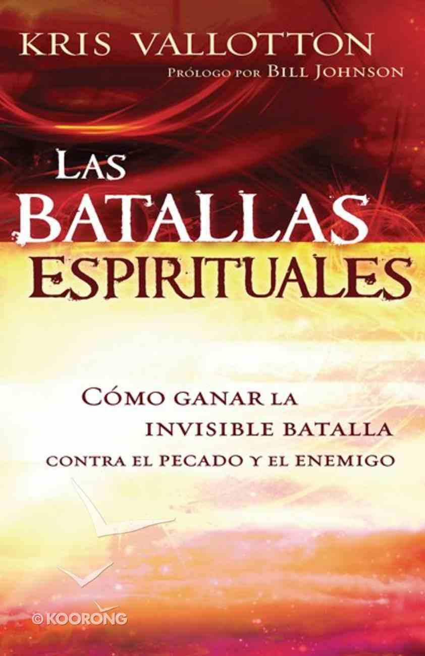 Las Batallas Espirituales (Spirit Wars) Paperback