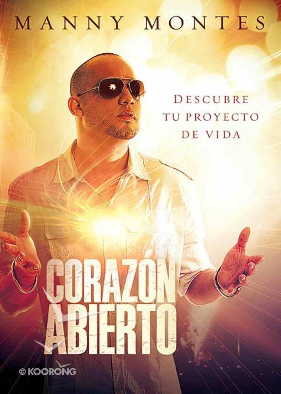 Corazon Abierto (Open Heart) Paperback