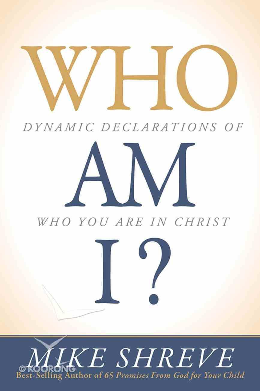 Who Am I? Paperback