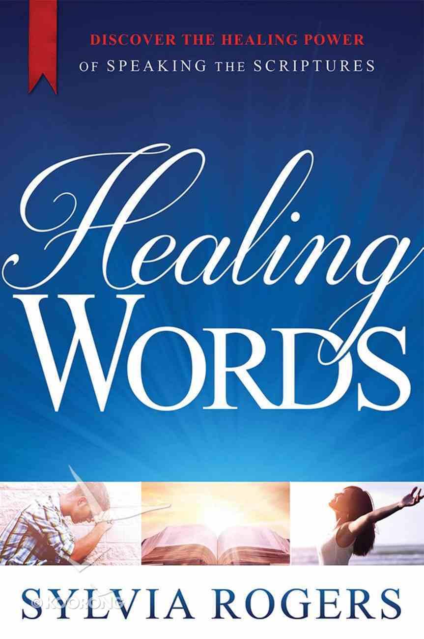 Healing Words Paperback
