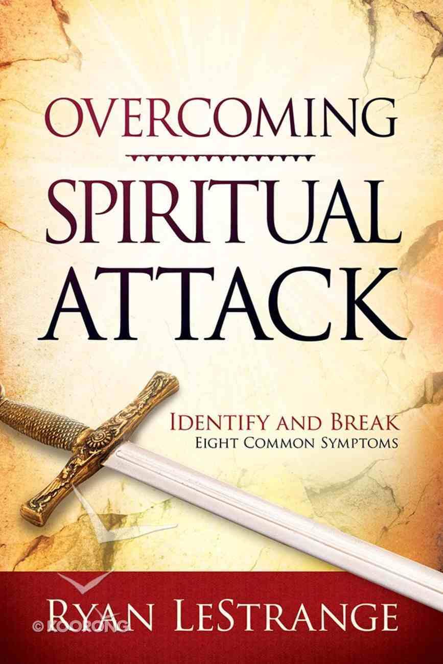 Overcoming Spiritual Attack Paperback