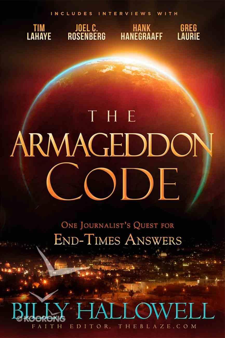 The Armageddon Code Paperback