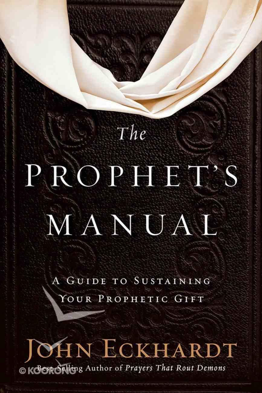 The Prophet's Manual Paperback