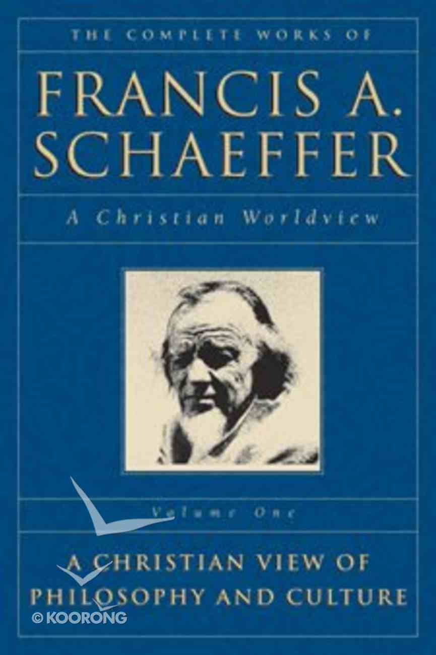 Complete Works of Francis Schaeffer (5 Vol Set) Pack