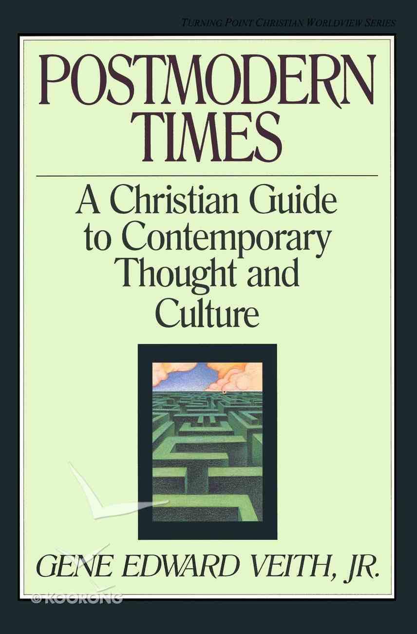 Postmodern Times Paperback