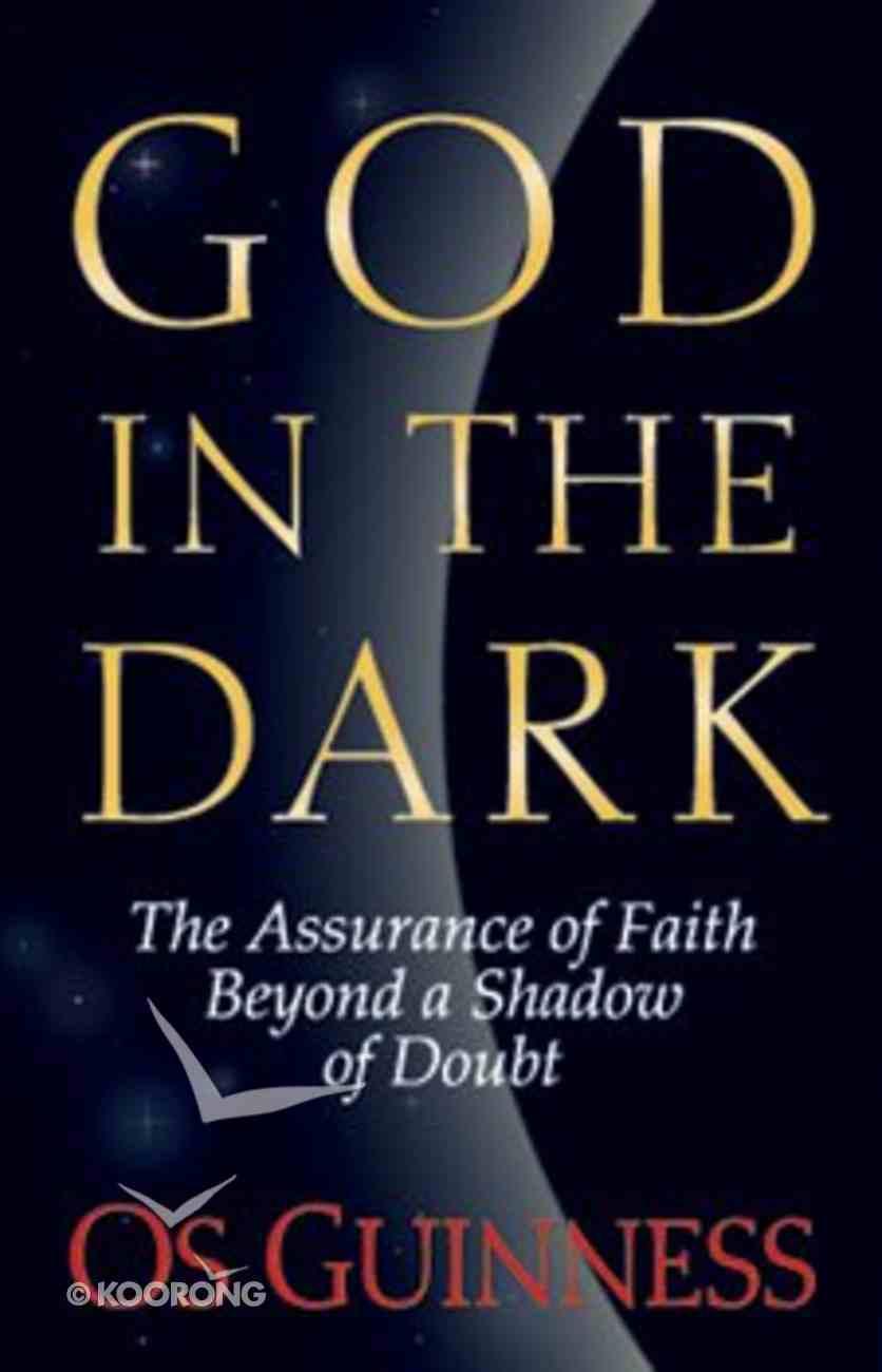 God in the Dark Paperback