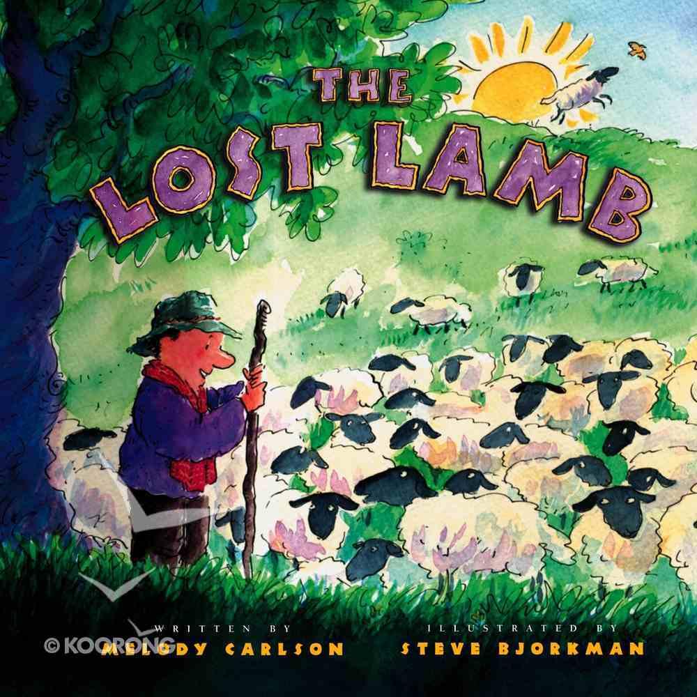 Lost Lamb Hardback