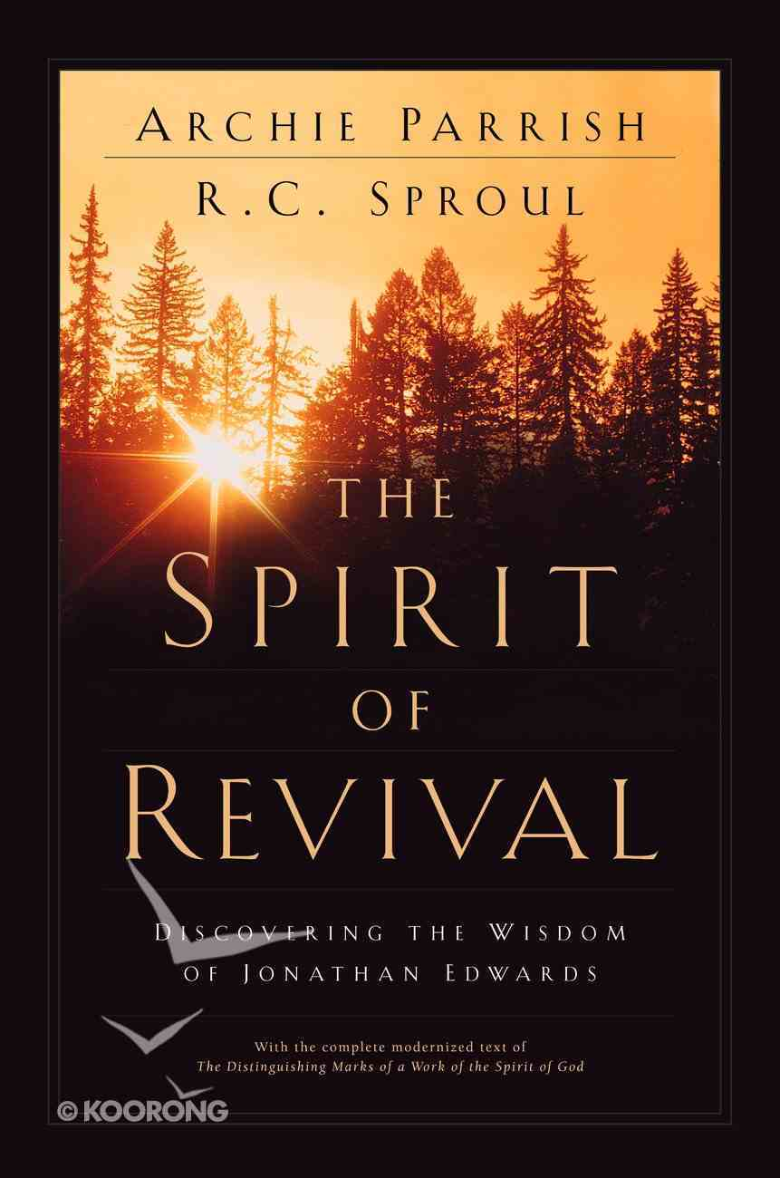 The Spirit of Revival Hardback