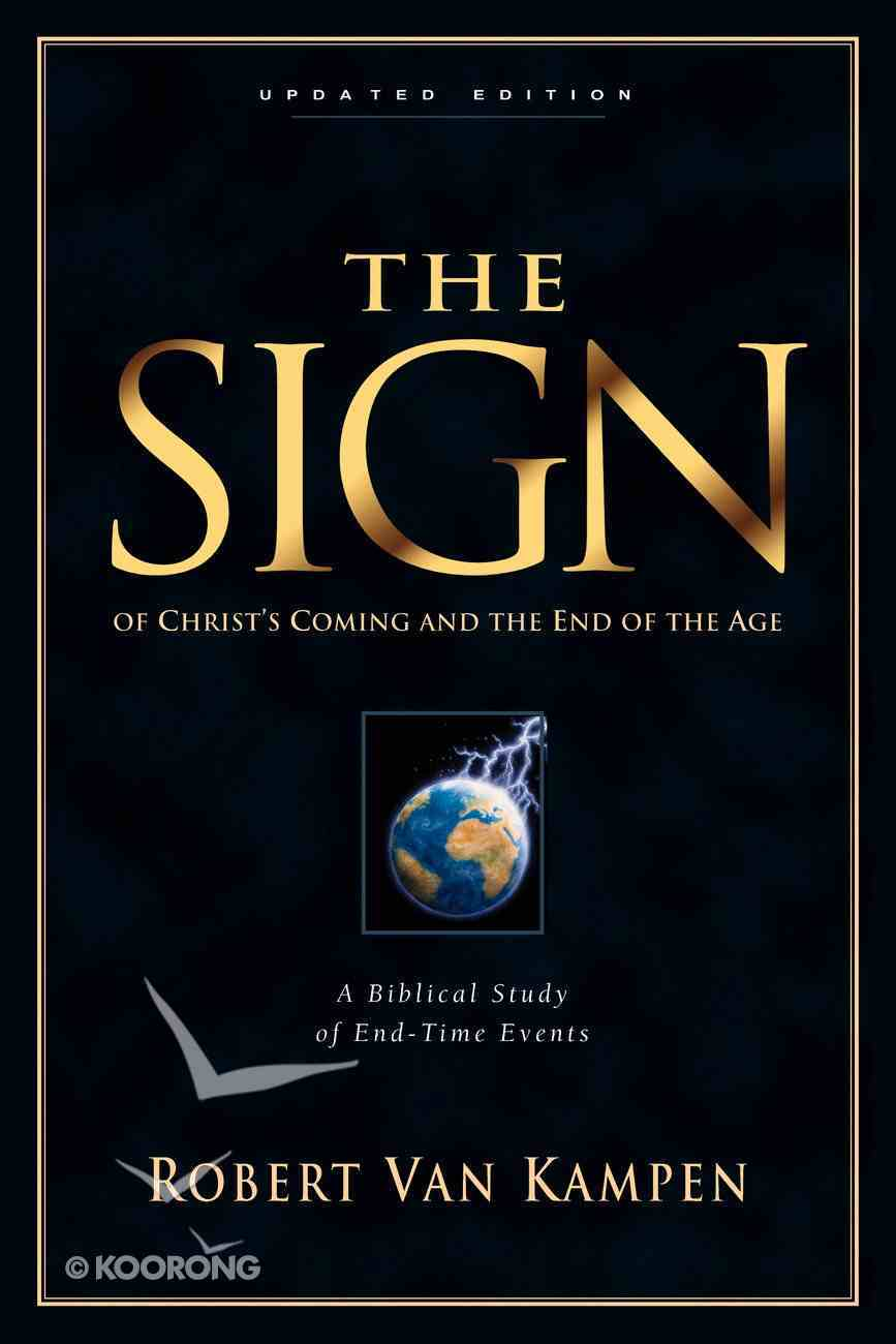 The Sign Paperback