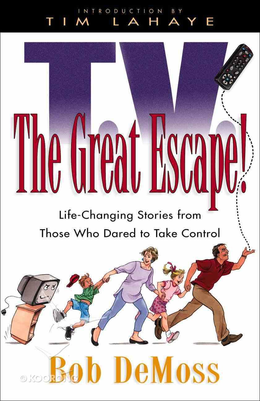 T.V. the Great Escape Paperback
