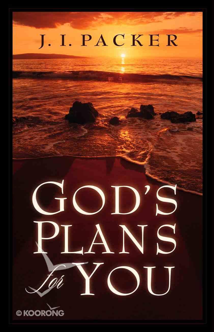 God's Plan For You Paperback