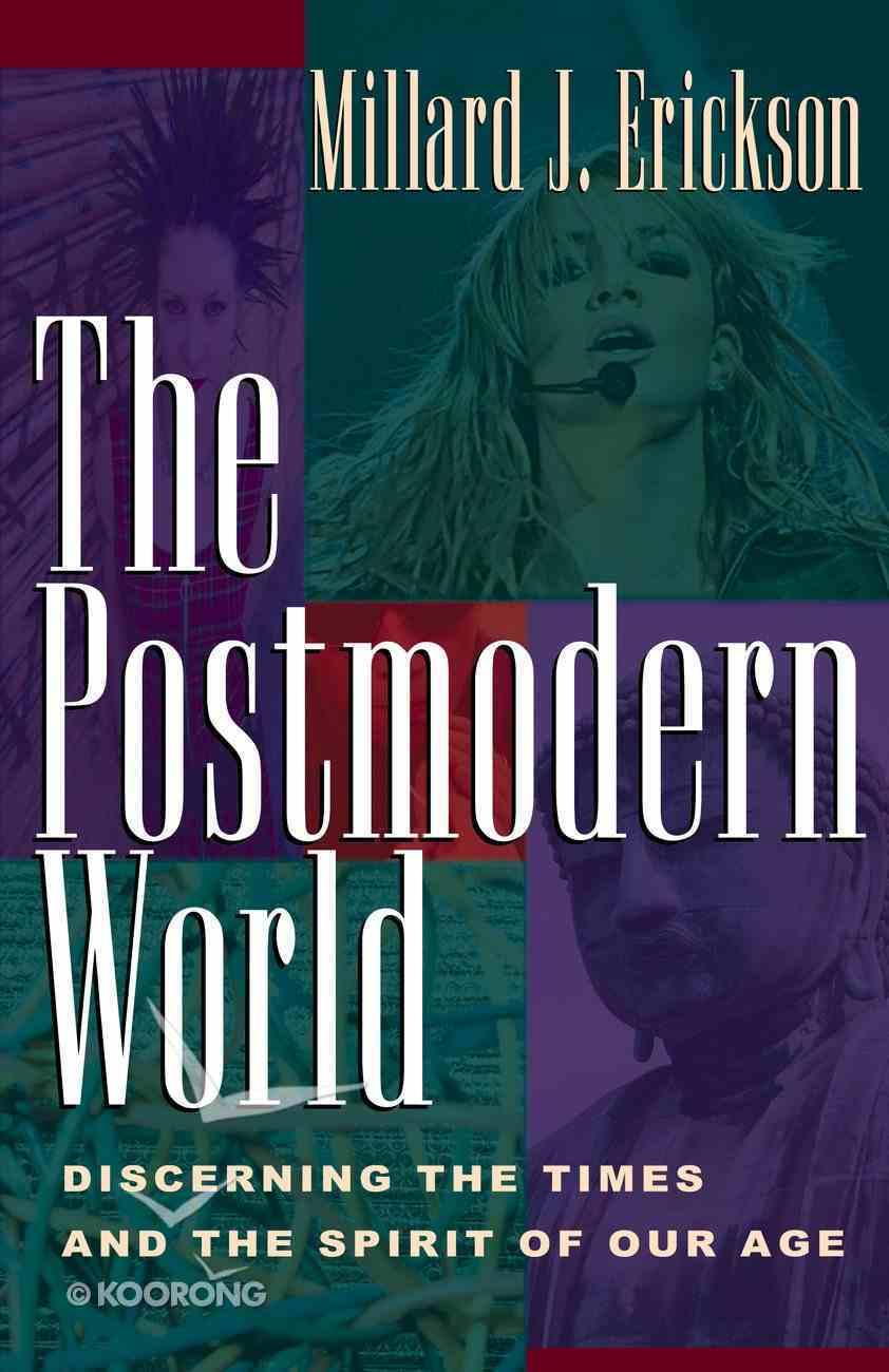 The Postmodern World Paperback