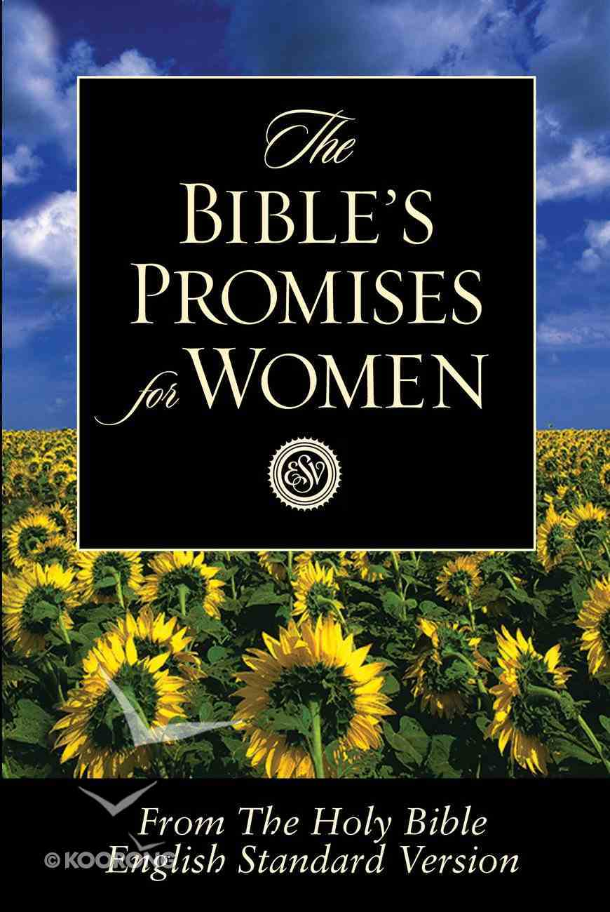 The Bible's Promises For Women (Esv) Paperback