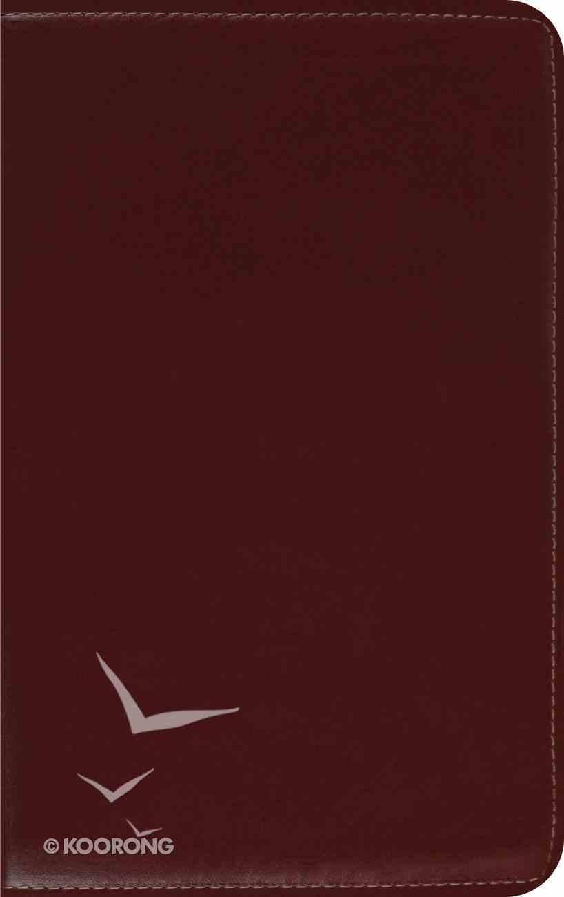 ESV Thinline Cordovan Premium Calfskin (Red Letter Edition) Genuine Leather