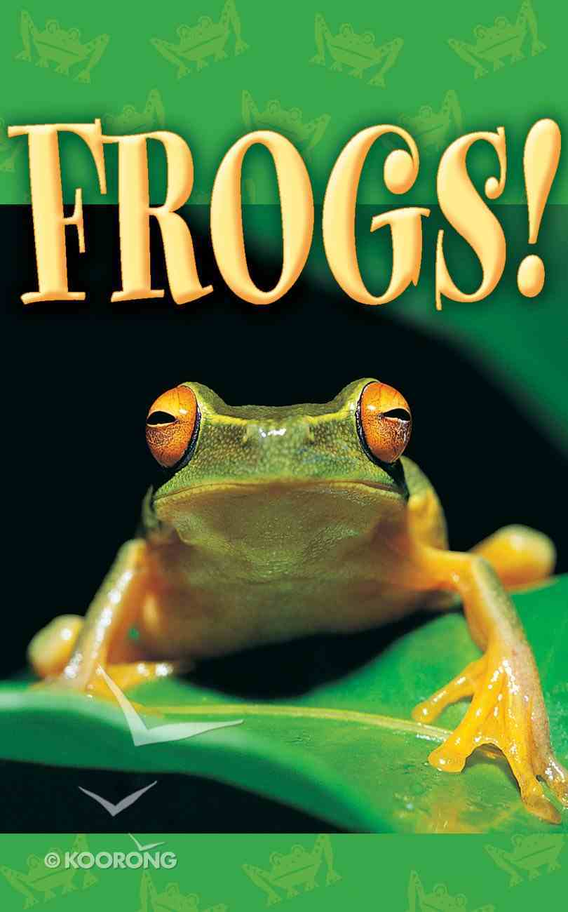 Frogs! NIV (Pack Of 25) Booklet