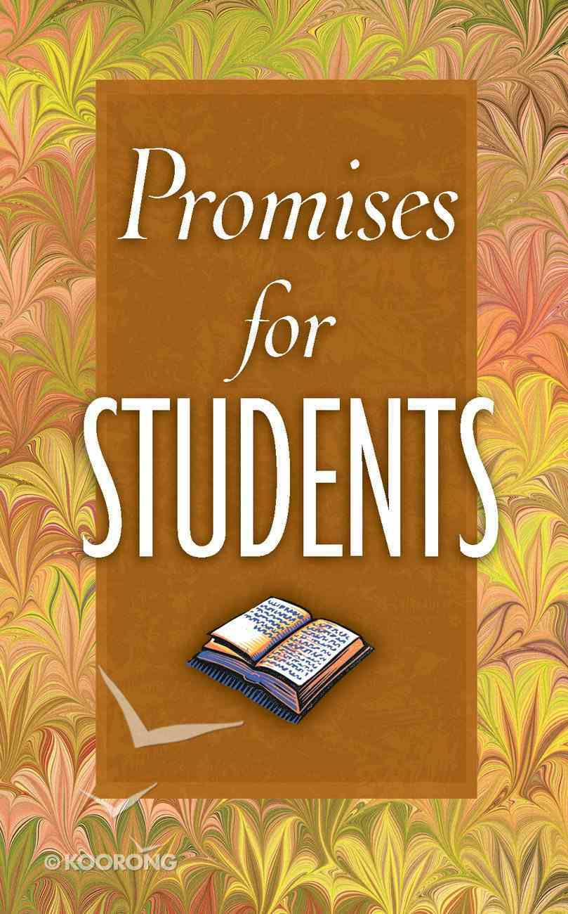 Promises For Students (ESV) (25 Pack) Booklet