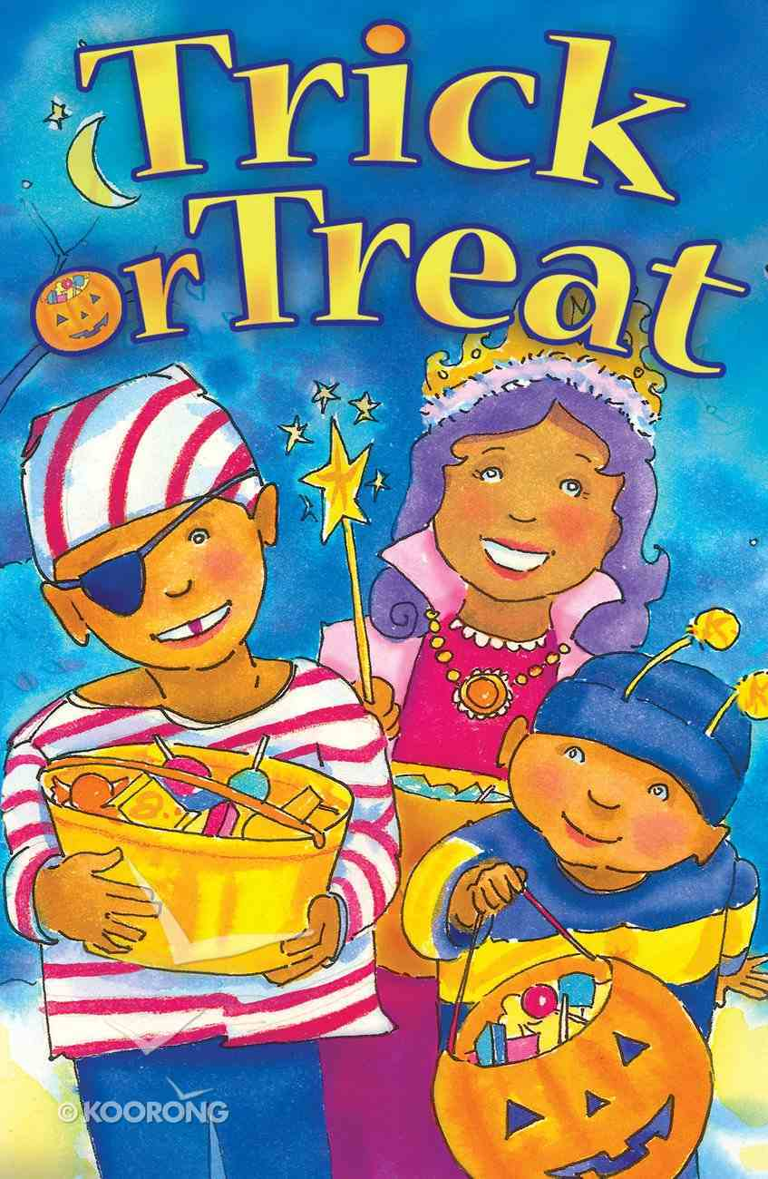 Trick Or Treat (Pack Of 25) Booklet