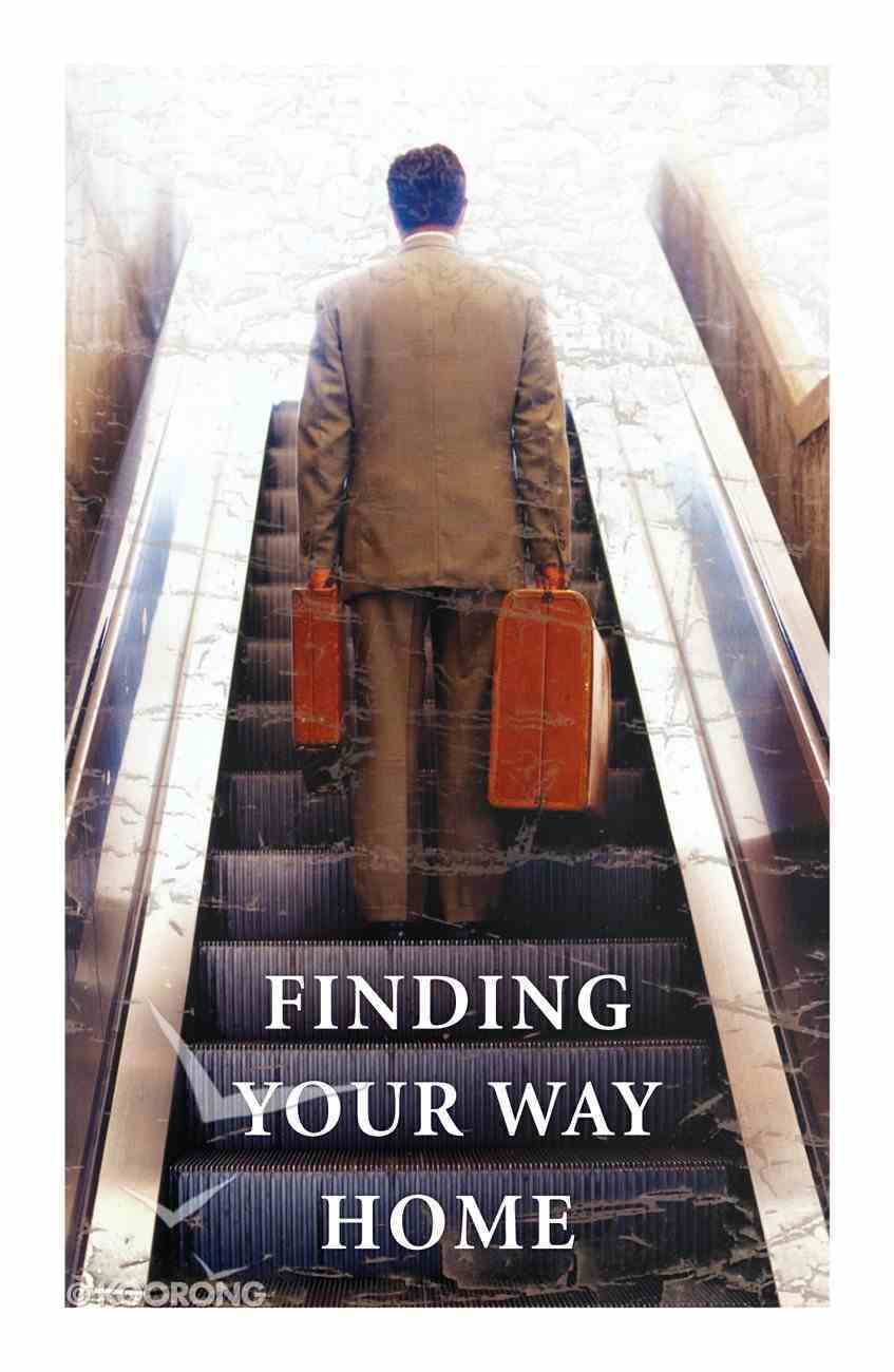 Finding Your Way Home: Travelling/Salvation. ESV (25 Pack) Booklet
