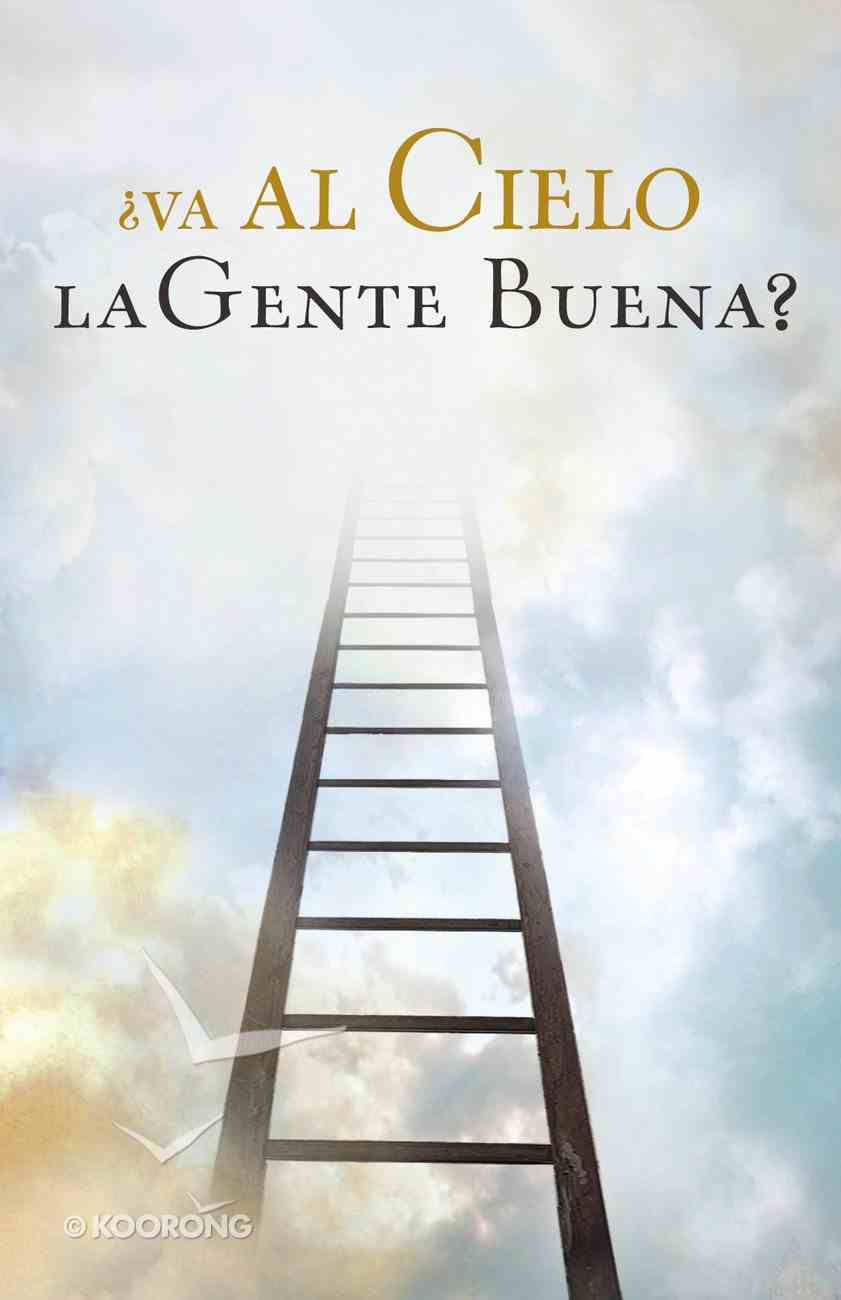 Do Good People Go to Heaven? (Spanish, 25 Pack) Booklet