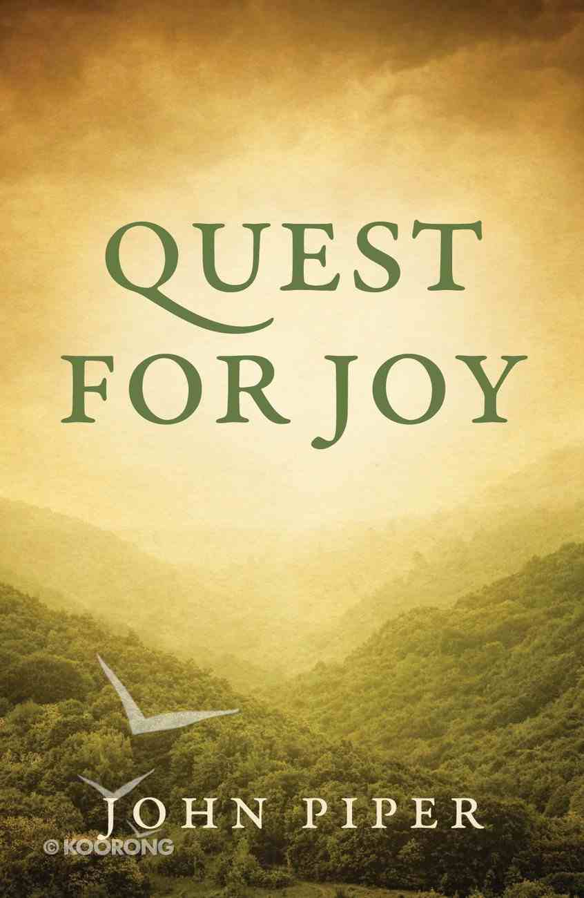Quest For Joy (Pack Of 25) Booklet