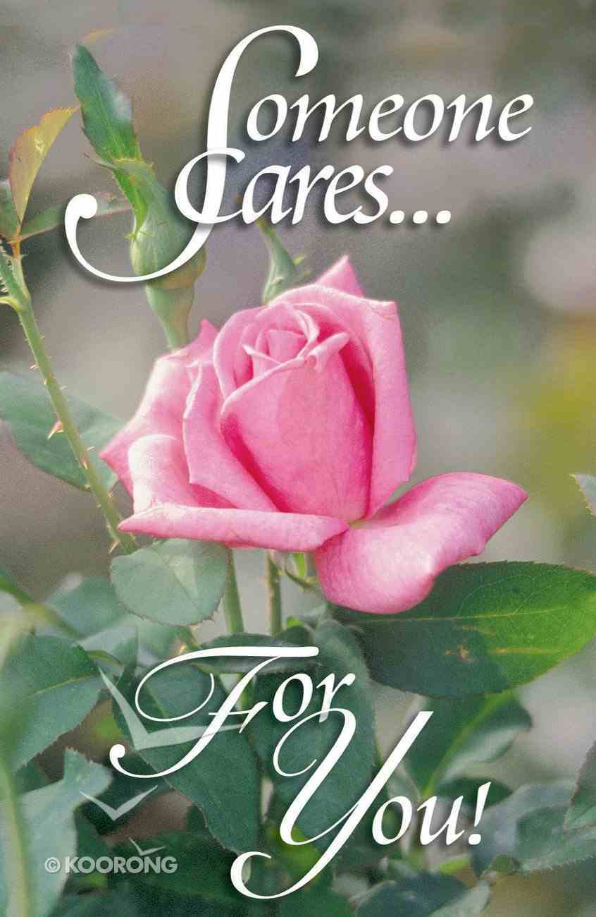 Someone Cares For You (Pack Of 25) Booklet