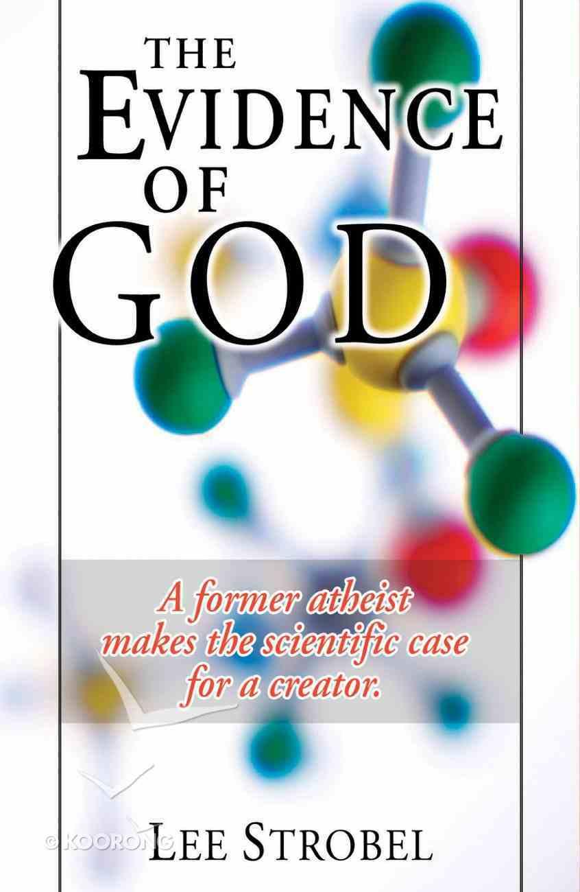 Evidence of God NIV (Pack Of 25) Booklet