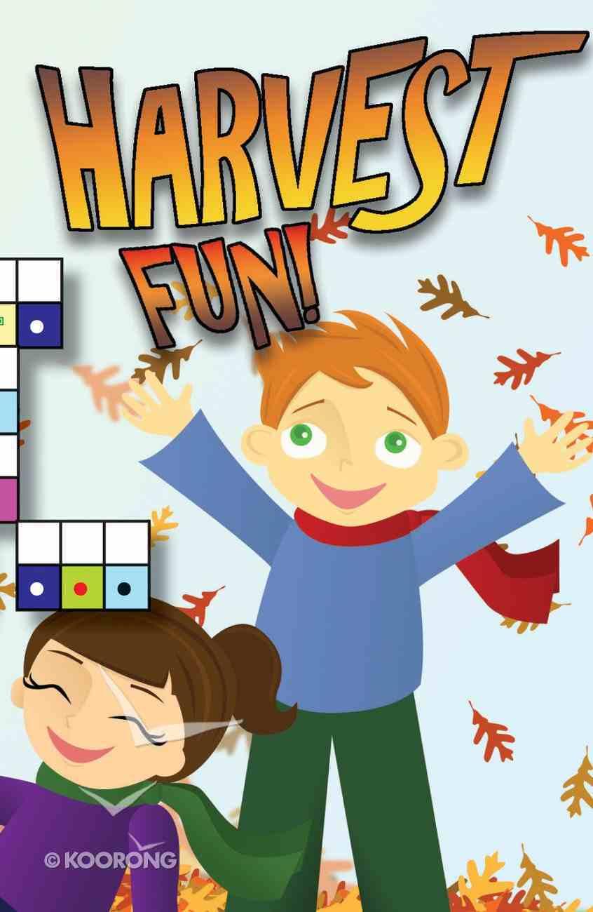 Harvest Fun (Pack Of 25) Booklet