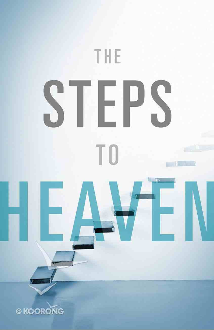 The Steps to Heaven  (Pack Of 25) Booklet
