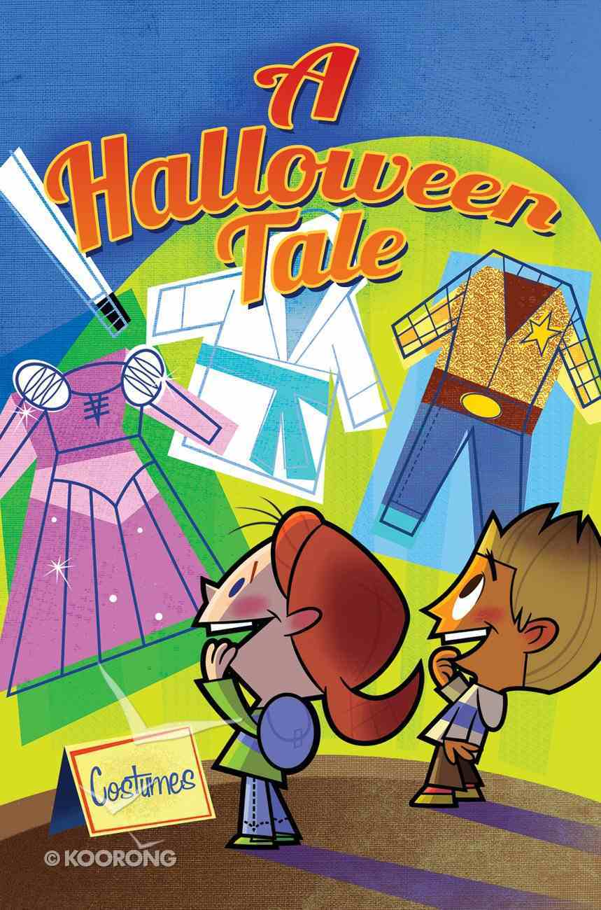 A Halloween Tale (Pack Of 25) Booklet
