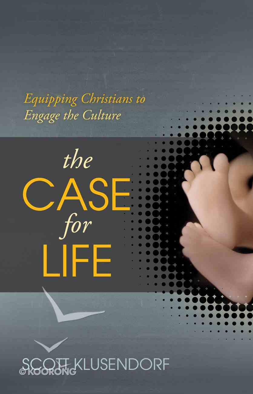 The Case For Life Paperback