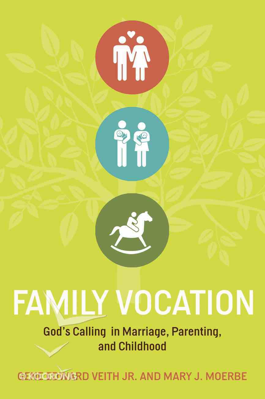 Family Vocation Paperback