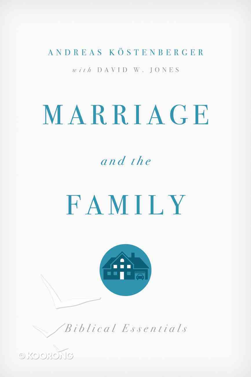 Marriage and the Family Paperback