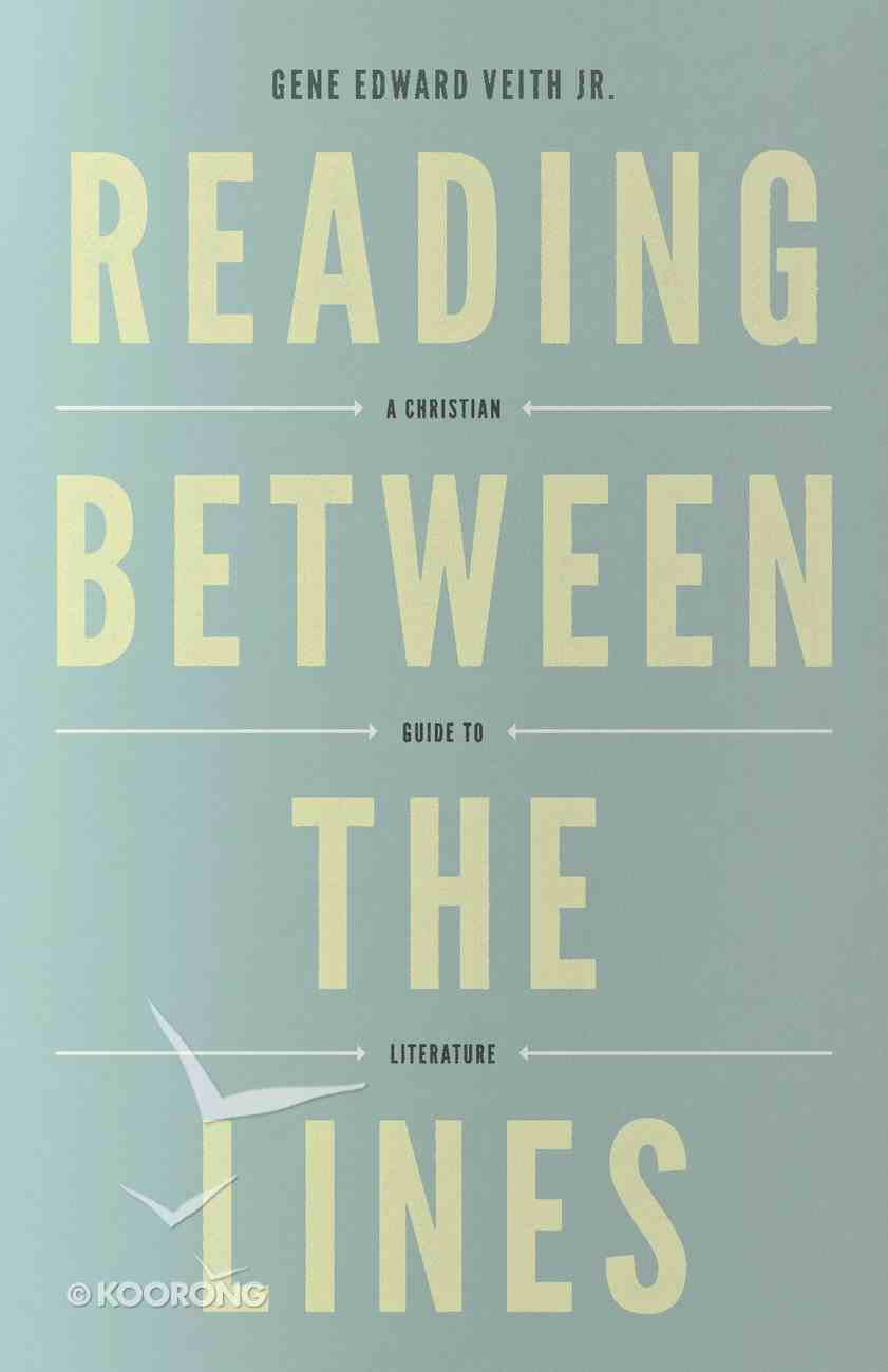Reading Between the Lines Paperback